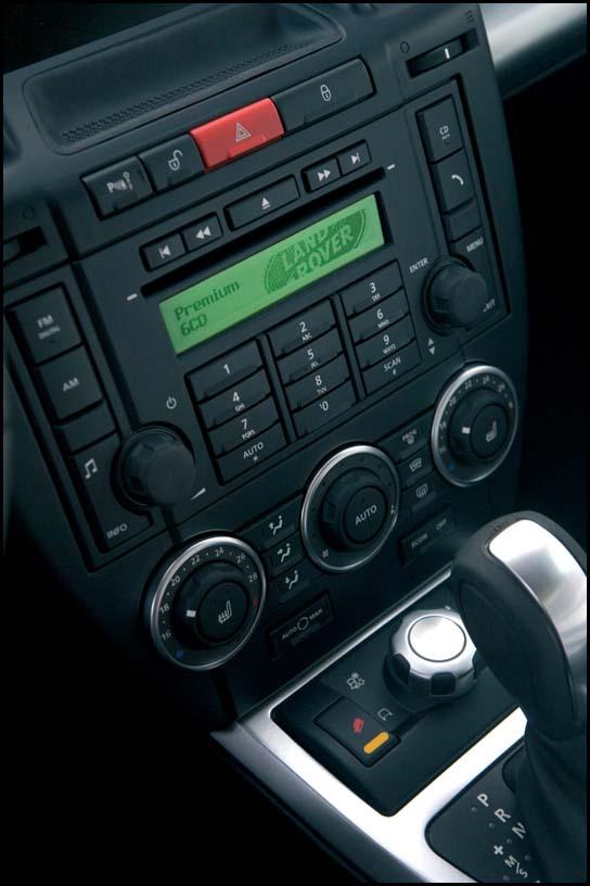 2007 Land Rover LR2 (Photo: Ford Motor Company)