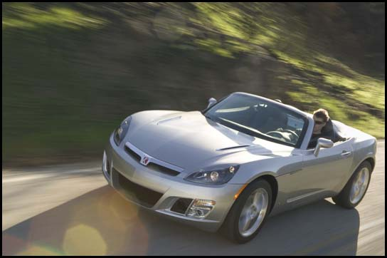 The Sky's the limit for Saturn's high-performance roadster, pricing announced