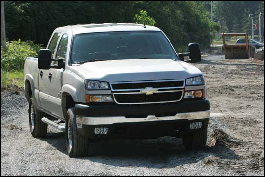 2006 Chevrolet Silverado 2500 Hd Road Test
