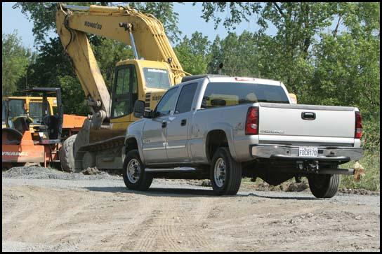 2006 Chevrolet Silverado 2500 Hd Road Test