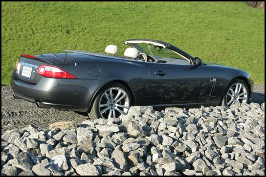 Jaguar XK Convertible (2006)