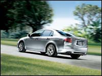 2007 Acura Type on 2007 Acura Tl Type S First Impressions Editor S Review   Page 1