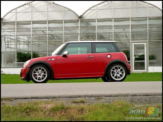 2006 jcw mini cooper review. Black Bedroom Furniture Sets. Home Design Ideas