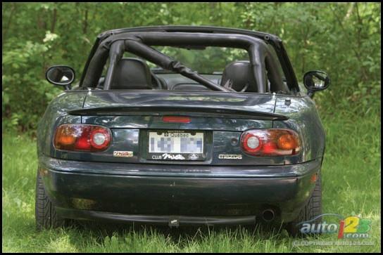 1995 Mazda MX-5 Miata Photos   Auto123