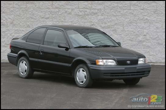 1995-1999 Toyota Tercel
