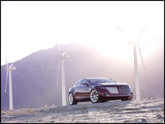 2002 Lincoln Continental Concept. La
