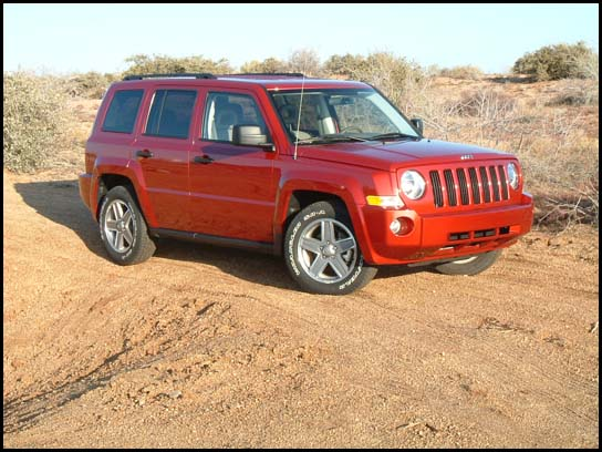 Jeep Patriot  The Most Beauty pictures