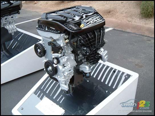 Premières impressions : Dodge Avenger 2008