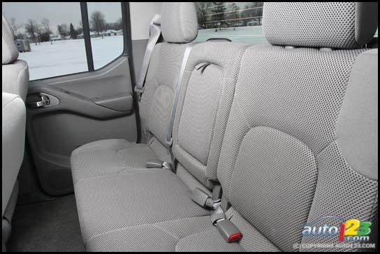 2007 Nissan Frontier Crew Cab SE 4x4