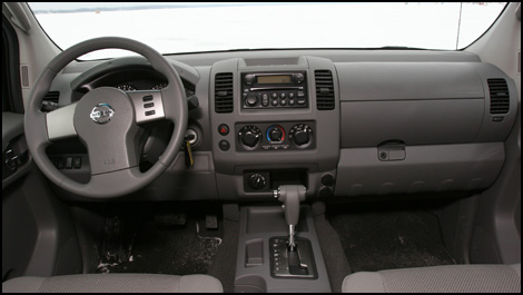 2007 Nissan Frontier 4X4 image