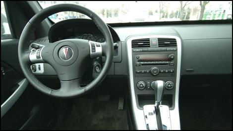 Inside 2007 Torrent Of 2007 Pontiac Torrent Sport Awd Road Test Car News Auto123