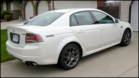 2003 Acura Type on Acura Tl Type S Wheels   Comes In 07 08 Model Tl Type S  And These