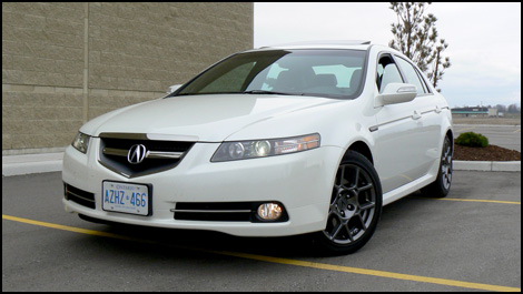 Review 2008 Acura Tl Type S 6mt Clublexus Lexus Forum