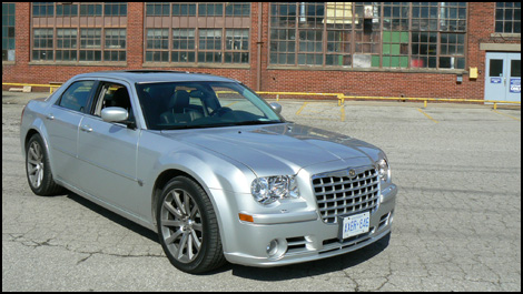 Chrysler 300 Srt8. 2007 Chrysler 300C SRT8 Road