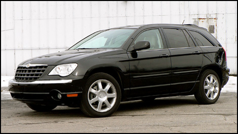 2007 Chrysler Pacifica I004
