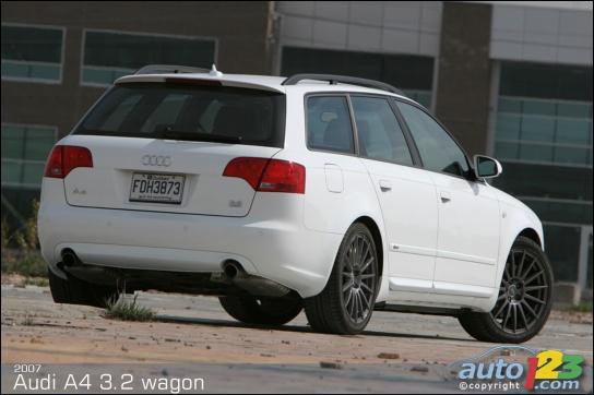 2007 Audi A4 3.2