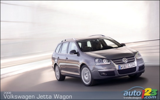 2009 Volkswagen Jetta Wagon Preview