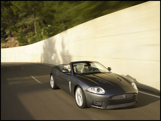 2007 Jaguar XKR (Photo: Jaguar Cars)