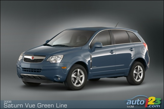 2008 Saturn Vue pricing announced
