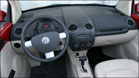 2000 Vw Beetle Interior