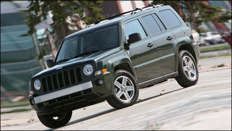Jeep Patriot  Gallery images