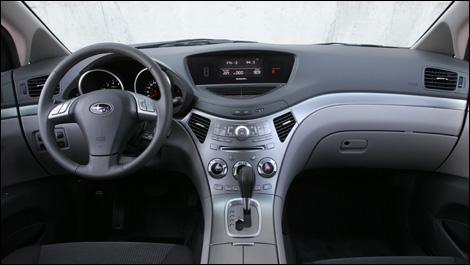 Subaru Tribeca Rear View