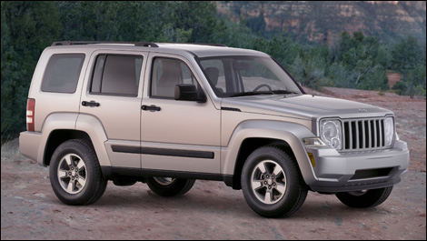 2008 jeep liberty pricing announced alongside new features. Black Bedroom Furniture Sets. Home Design Ideas