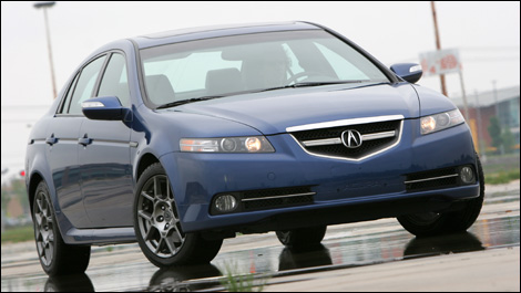 Acura Type on Acura Tl Type S 2007 0 To 60