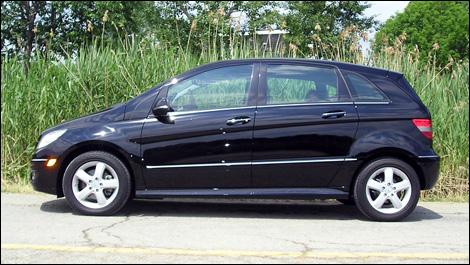 2007 Mercedes Benz B200 I0008