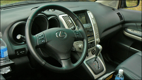 2007 Lexus RX 400h Ultra Premium Road Test (video) Editor's Review | Page 1