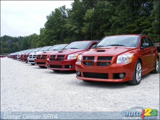 2008 Dodge Caliber SRT4 First Impressions
