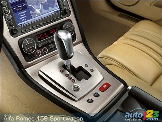 2009 Alfa Romeo 159 Sportwagon. Customization