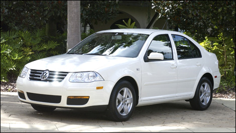 VW City Golf, VW City Jetta