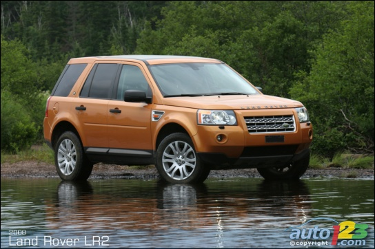 2008 Land Rover LR2 Road Test