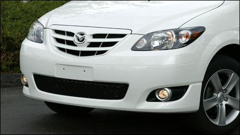 Peugeot 307 Cc Premium Avn �04. Mazda Mpv. 2004 Mazda MPV