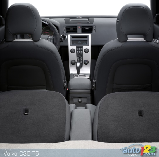 Volvo S60 Grey Car Full Hd Wallpaper: 2007 Volvo C30 T5 Road Test: Photo Gallery