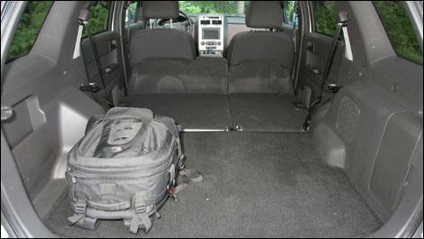 2008 ford escape xlt awd road test car news auto123. Black Bedroom Furniture Sets. Home Design Ideas