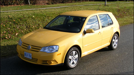 VW City Golf
