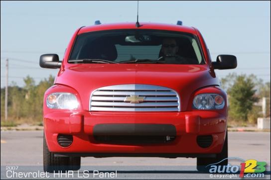 Chevrolet Hhr. 2007 Chevrolet HHR
