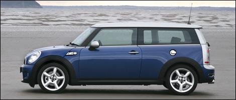 le prix de la mini cooper clubman est annonc nouvelles auto123. Black Bedroom Furniture Sets. Home Design Ideas