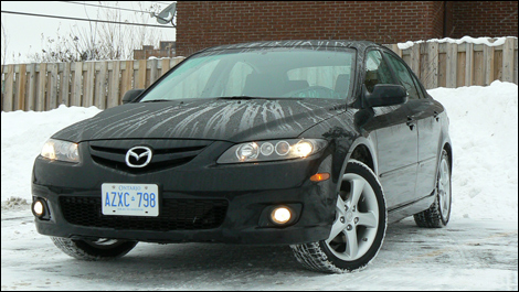 Mazda 6 2003 Black. The 6 Sport is one of the
