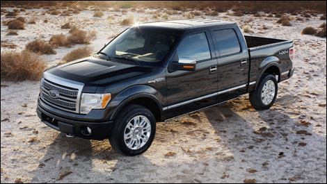 2009 Ford F 150 Fx4. F150 Raptor FX4/Raptor R/ what