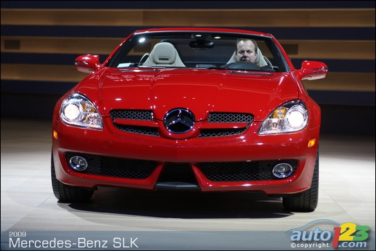Detroit 2008: Mercedes-Benz GLK concepts launched (video)
