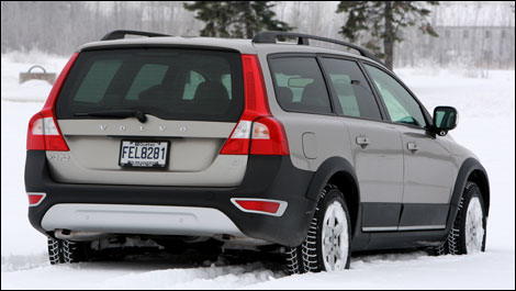 Volvo Xc 70. The XC70 offers a judicious