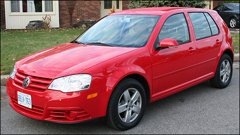 Vw City Golf Review The German Car Blog