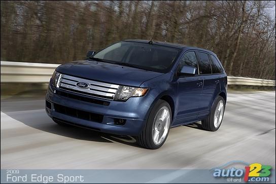 Ford Edge 2009. 2009 Ford Edge