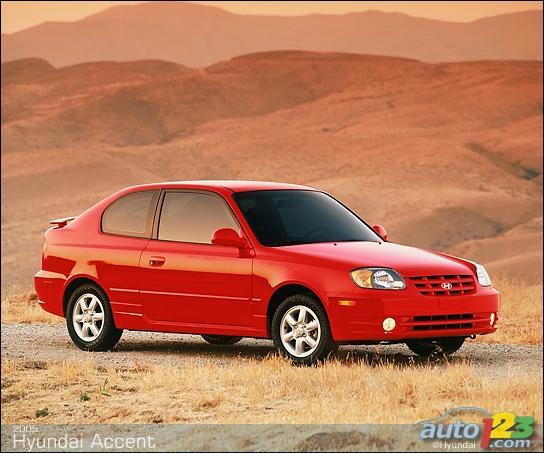 2000-2005 Hyundai Accent