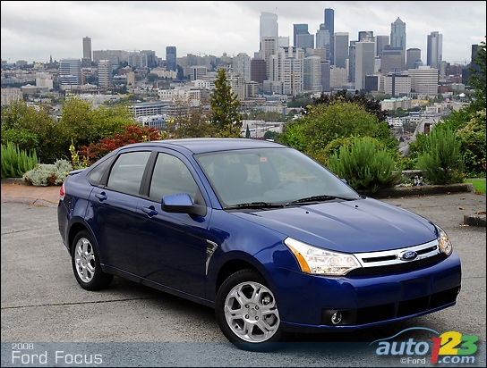 Ford Focus 2010 Sedan   Talented Hairstylist  Ford Focus 2010 Sedan
