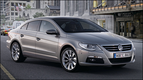 volkswagen passat cc 2009 aper u nouvelles auto123. Black Bedroom Furniture Sets. Home Design Ideas