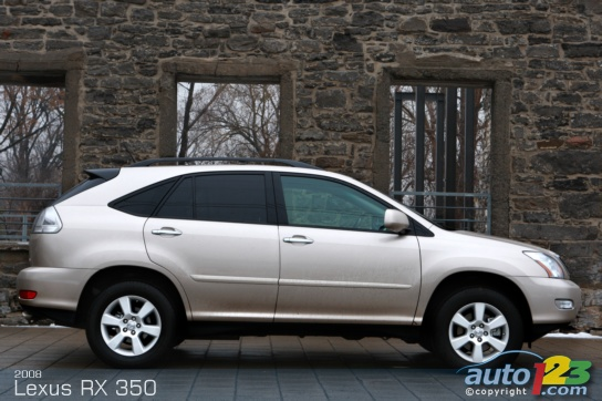 Lexus Dealers In Ohio >> Wallpaper Lexus 2007 Rx350